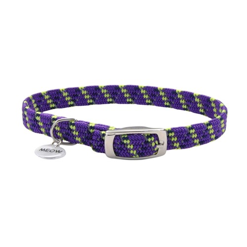 ElastaCat® Reflective Safety Stretch Collar with Reflective Charm Product image