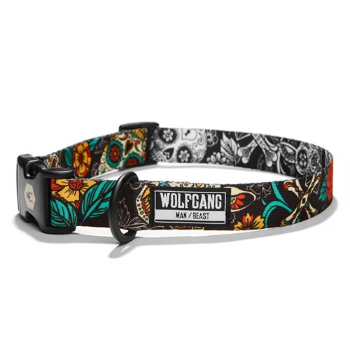 Wolfgang LosMuertos Dog Collar Product image