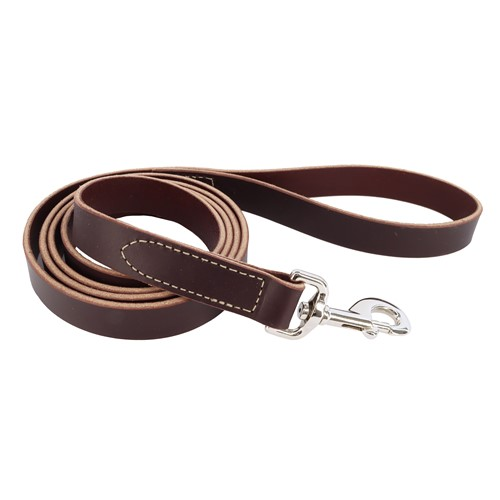 Circle T® Latigo Leather Dog Leash Product image