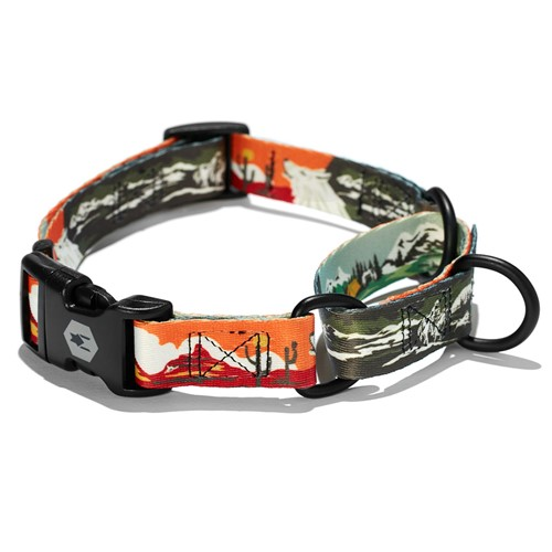 Wolfgang OldFrontier Martingale Dog Collar Product image