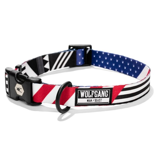 Wolfgang PledgeAllegiance Dog Collar Product image