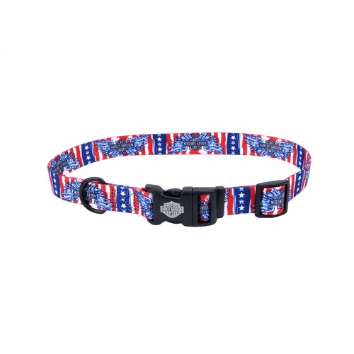 Harley-Davidson® Core Adjustable Dog Collar Product image