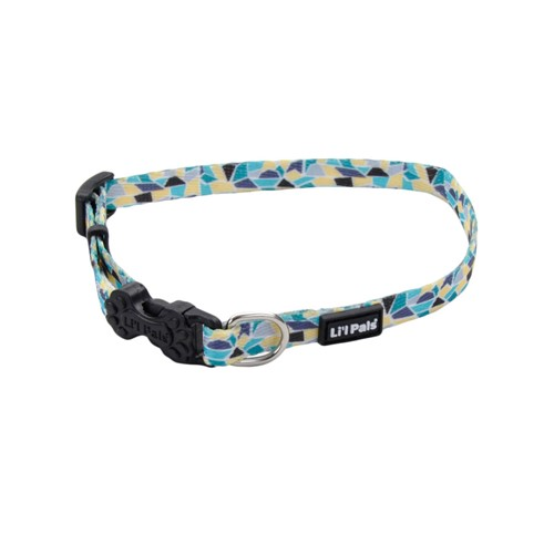 Li'l Pals® Adjustable Patterned Dog Collar Product image