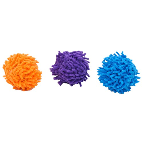 Turbo® Mop Balls Bulk Cat Toy Bin Product image