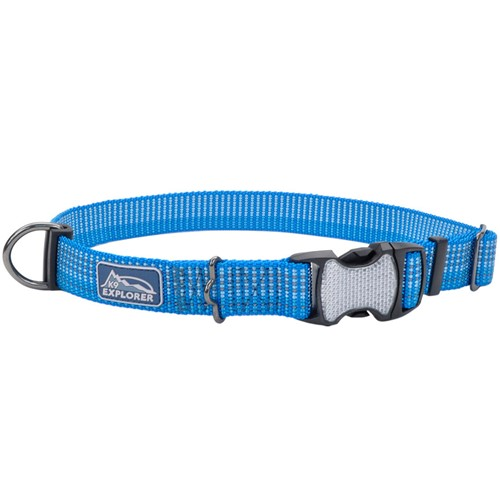 K9 Explorer® Brights Reflective Adjustable Dog Collar Product image