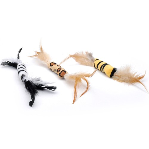 Turbo® Feather Toys Bulk Cat Toy Bin Product image